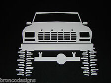 78-79 Ford Truck/Bronco -Vintage_ Sticker/Decal -29