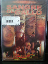Sangre de Gallo (DVD, 2008) Sergio Reynoso WORLD SHIP AVAIL