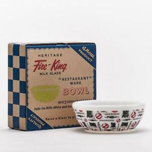 Fire-King 15oz bowl Ghostbusters