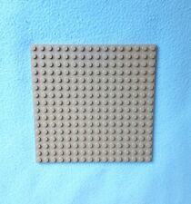 """LEGO Piastra di grandi dimensioni 16x16 5""""x5"""" Dark Tan Base Piatta 16 x 16 piastra di base sabbia Star Wars"""