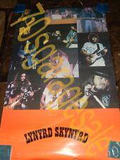 Lynyrd Skynyrd Vintage Original Poster 1980