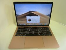 Apple MacBook Air 8,1 Core i5 1.6GHz  128GB SSD 13-inch 2018 macOS Loaded