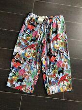 Peter Alexander Karen Mabon Pants Ladies PJ Size 2