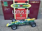 Carousel 1 1965 Jim Clark Indy 500 Winner Lotus 38 1:18 Scale Diecast Car 5201