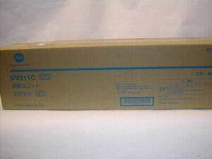 Konica-Minolta bizhub C220,280,360, Develop ineo+, DV 311C,A0XV0KD  CYAN