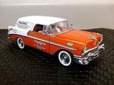 FRANKLIN MINT 1956 CHEVY NOMAD PARTS AND SERVICE WAGON..1:24..MINT NO BOX