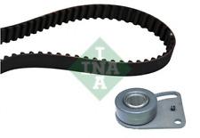 Zahnriemensatz für Riementrieb INA 530 0135 10
