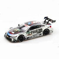 BMW M4 DTM 2017 Racing Car 1:43 Model Car Diecast Gift Toy Vehicle Kids White