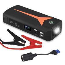 16800mAh 500A 12V Car Motorcycle Boat Jump Starter Booster Battery PowerBank LED