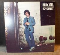 Billy Joel 52nd Street 1978 Album Record