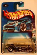 2004 Hot Wheels Wastelanders Rocket Oil Special Black Col#164