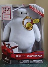 Plush Sound Effect Baymax - Disney Big Hero 6 Action Figure - NIB
