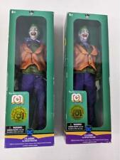 """DC Mego The Joker 14"""" Action Figure Set of 2 Marty Abrams Doll"""