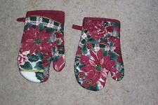 XMAS OVEN GLOVE x 2 - Brand New - no tags