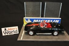 Ertl 1967 Chevrolet Corvette L-71 Convertible 1:18 black (MCNB)