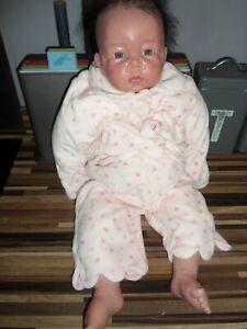 STUNNING GORGEOUS Reborn Toddler Werkhaus Elly Knoops Doll - Weighted VGC