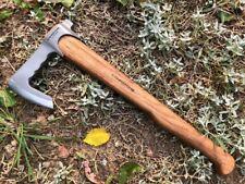 CONDOR Travelhawk Axe Axt Beil Messer mit Lederschneidenschutz Tony Lennartz