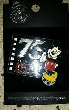 75 YEARS With MICKEY Spinner REEL Of FILM 2002 WDW Disney PIN