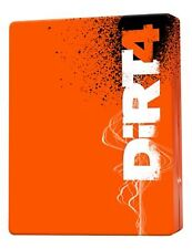 Dirt 4 Steelbook Steel Box steelcase sans jeu article neuf