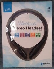 iLive BLUETOOTH WIRELESS STEREO HEADSET BRAND NEW (Noise Cancelling)