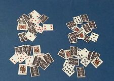 "1/6 scale playing cards Action figure 12"" Barbie GI Joe accessories miniatures C"