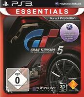 Gran Turismo 5 [Essentials] - [PlayStation 3] [video game]