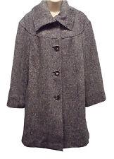 NWT Alfani Women's Coat Tweed Black/White 10     Retails$169