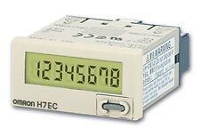 Contador totalizador counter totalizer 24 x 48 mm. Omron H7EC-NV