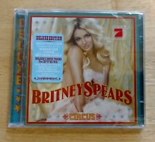 Circus [Deluxe Edition] by Britney Spears (CD, Dec-2008, 2 Discs, Jive (EU)