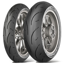 Coppia pneumatici Dunlop Sportsmart 2 Max 120/70 ZR 17 58W 160/60 ZR 17 69W