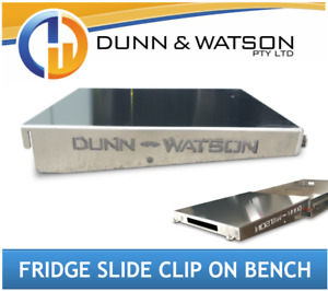 Aluminium Bench to suit Dunn and Watson Standard Fridge Slides (4x4, 4wd)