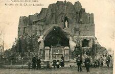 Carte BELGIQUE VAULX sur SURE les Rosières Grotte de Notre Dame de Lourdes