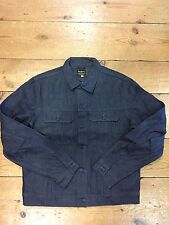 Pepe Jeans London Slim Fit Denim Jacket/Indigo - Large SRP £80.00