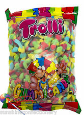 SOUR LIZARDS LOLLIES - 1.3KG -  TROLLI - Lolly Buffet, Parties Post Included