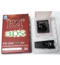 R4I-Scheda SDHC 3DS DSi XL DSi DS DSL viene fornito con 8gb MICRO SD CARD