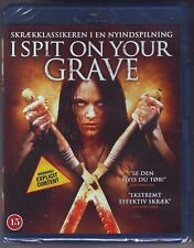I SPIT ON YOUR GRAVE (2010) - Blu Ray Disc