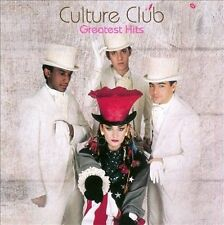 Greatest Hits [CD/DVD] by Culture Club (CD, Aug-2010, 2 Discs, Virgin)