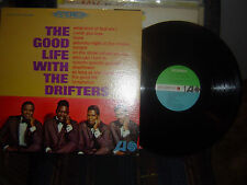 RARE-THE DRIFTERS-The Good Life With The Drifters-1964 Allantic-SD 8103-VG++/ M-