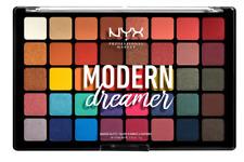 NYX Professional Makeup Modern Dreamer Eyeshadow Palette (40 Shades) NIB