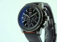 Breitling Bentley Barnato Midnight Carbon Chronograph 42mm Limited Edition