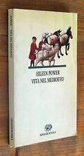 EILEEN POWER: Vita nel Medioevo  1993  Einaudi