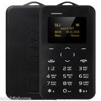 "AIEK C6 1.0"" Card Phone Russian Keyboard GSM Bluetooth 2.0 Alarm Calculator"