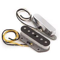 Fender Pure Vintage 64 Telecaster Alnico 5 Guitar Pickup Set w/ Mounting Screws