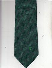 Michelin-[Tire Company Tie]-Authentic-100% Silk Tie-Made In Italy-Mi1- Men's Tie