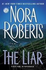 The Liar by Nora Roberts (2016, Paperback)