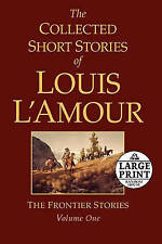 Large Print: The Collected Short Stories Of Louis L'amour, V by Louis L'Amour (Paperback, 2010)