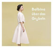 BALBINA - ÜBER DAS GRÜBELN  VINYL LP NEU