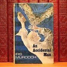 An Accidental Man, Iris Murdoch. Signed First UK Edition, 1st Printing.
