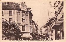 OYONNAX 249 maison du peuple et rue anatole-france timbrée 1948