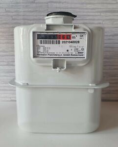 BK4 G4 RF1 Einrohr Gaszähler Balgengaszähler Zwischenzähler